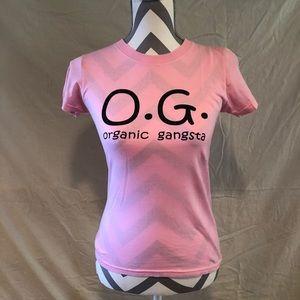 Organic Gangster O.G. Shirt